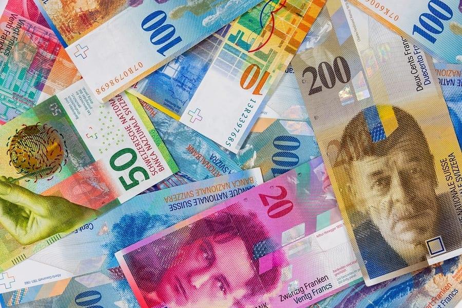 Forex change euro franc suisse