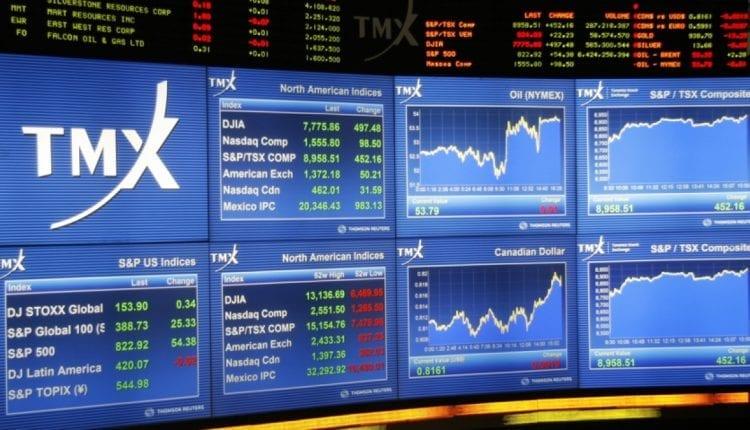 La Bourse de Montréal enregistre un nouveau record