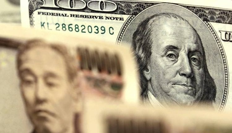 dollar américain yen japonais