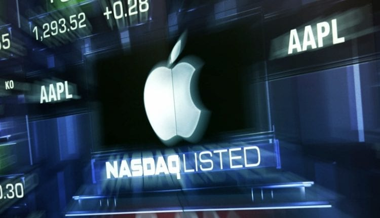 apple aapl nasdaq