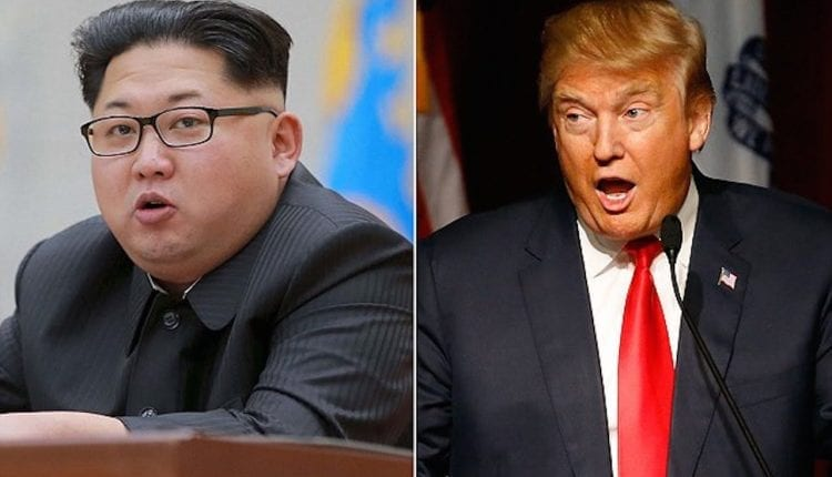 kim jung donald trump géopolitique
