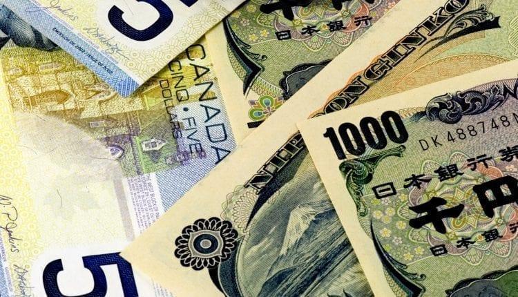 Forex - Dollar Canadien Yen Japonais