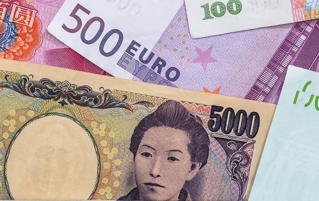 Euro Yen Japonais Forex EUR/JPY