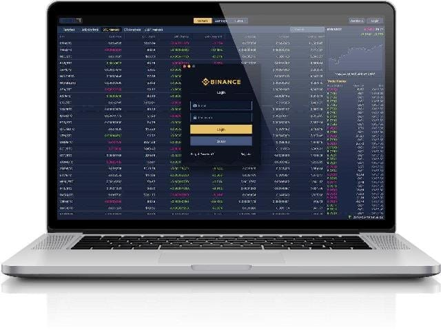 binance cryptocurrency platform mac os