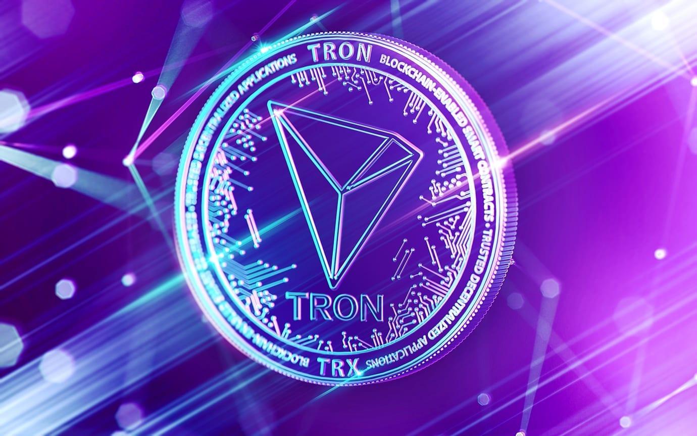 tron trx crypto monnaie blockchain
