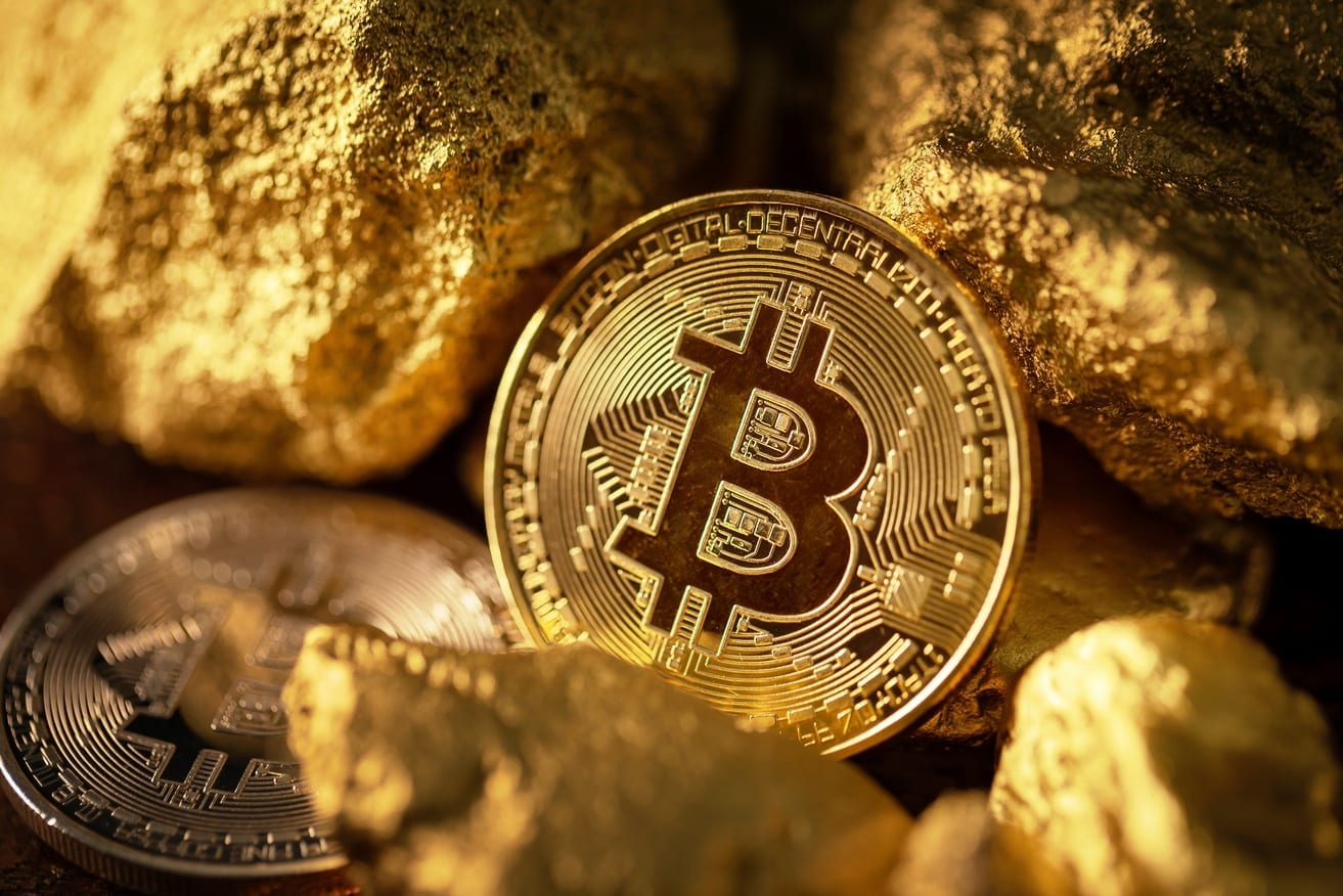 Gold Bitcoin OR XAU BTC