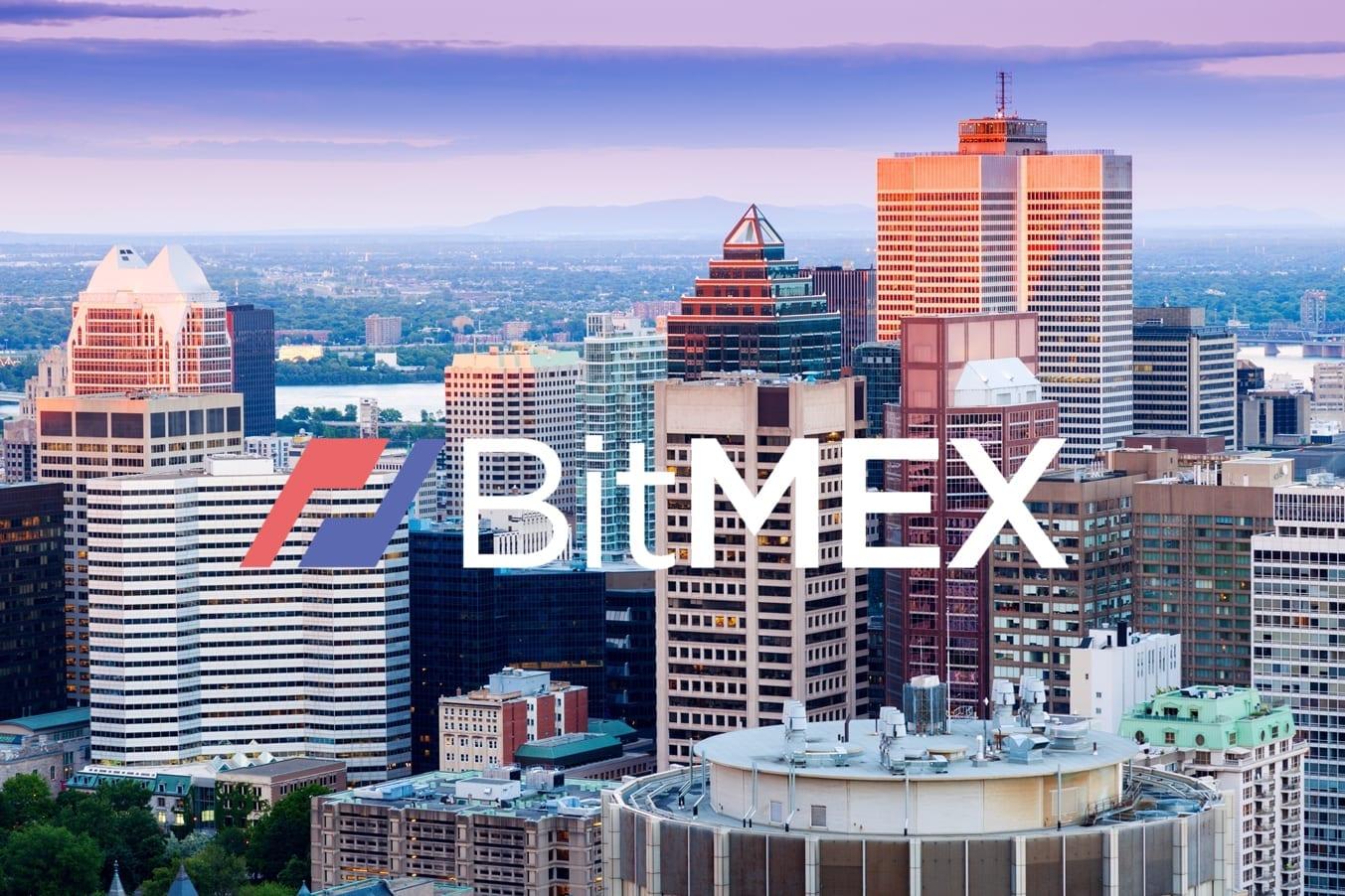 La plateforme d'échange de contrats à terme sur cryptomonnaie BitMEX a publié plus tôt aujourd'hui un avis spécifique pour les résidents du Québec, leur demandant de fermer leurs positions et de retirer leurs fonds.