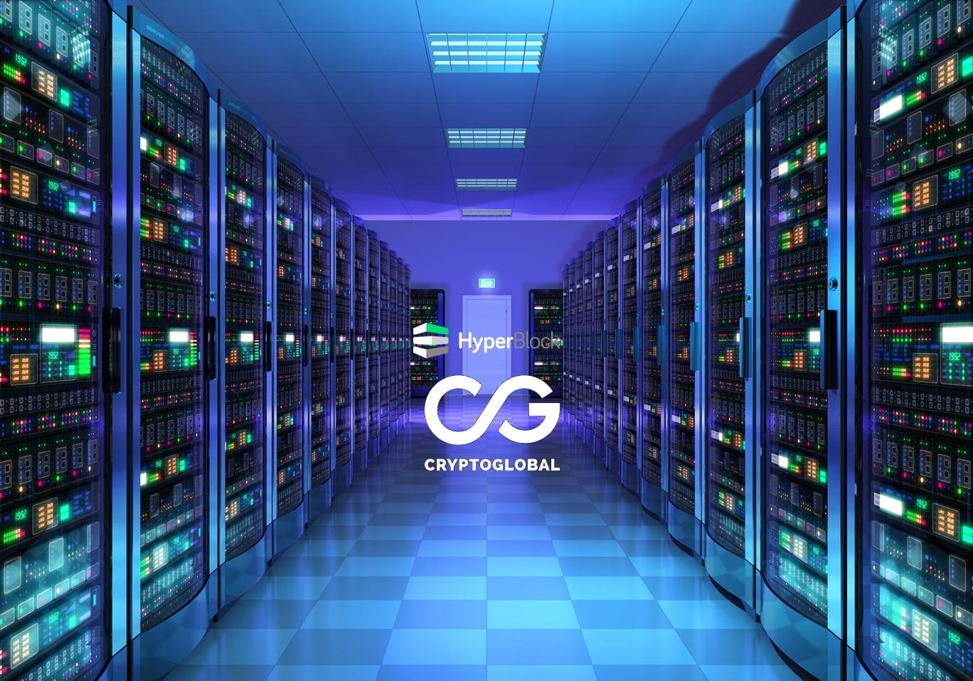 HyperBlock, une société minière canadienne spécialisée dans la cypto-monnaie, a conclu l'acquisition de CryptoGlobal, une société dont le siège est similaire et vient tout juste de commencer ses opérations à la Bourse canadienne des valeurs mobilières (CS