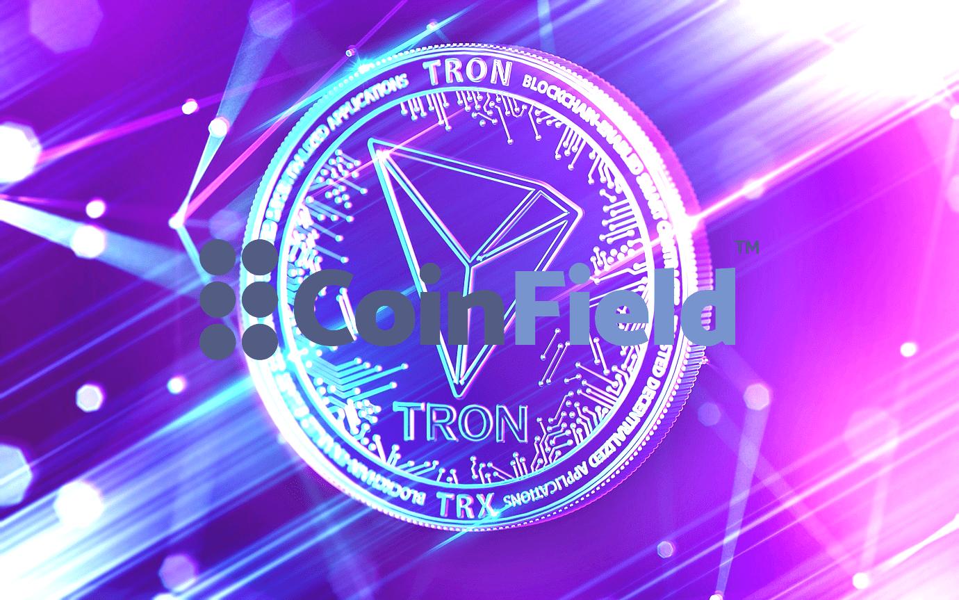 tron trx crypto-monnaie coinfield