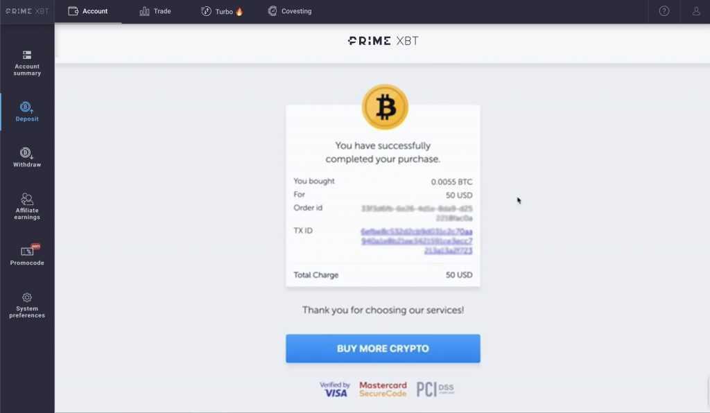 bitcoin primexbt crypto
