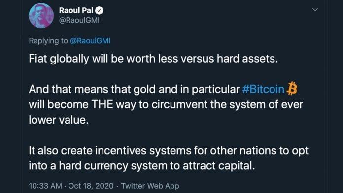 bitcoin fmi raoul pal twitter
