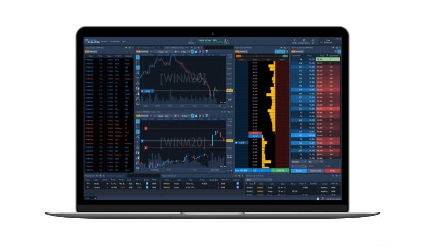 TraderEvolution Global Prime Plateforme Trading