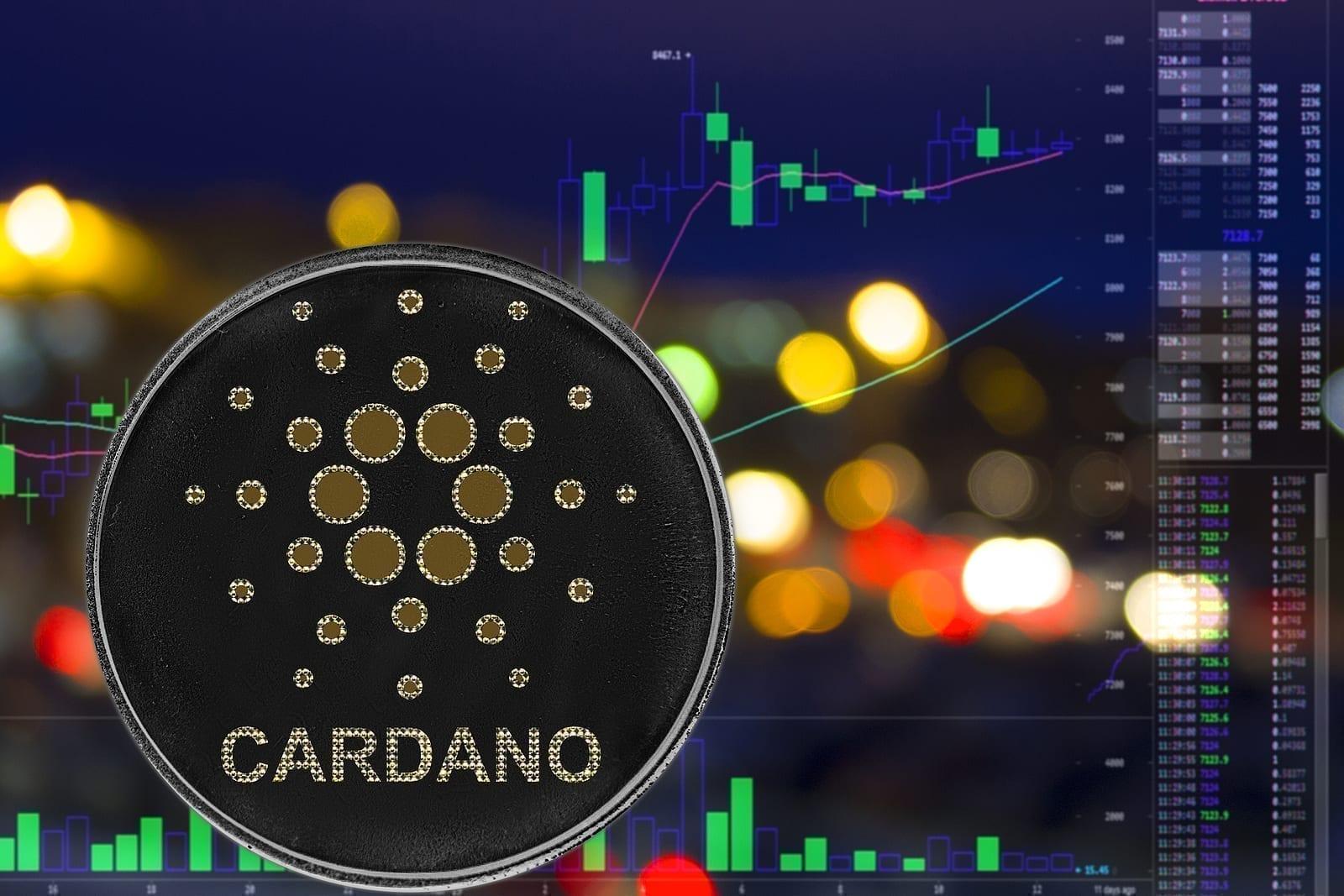 Anjloknya Cardano