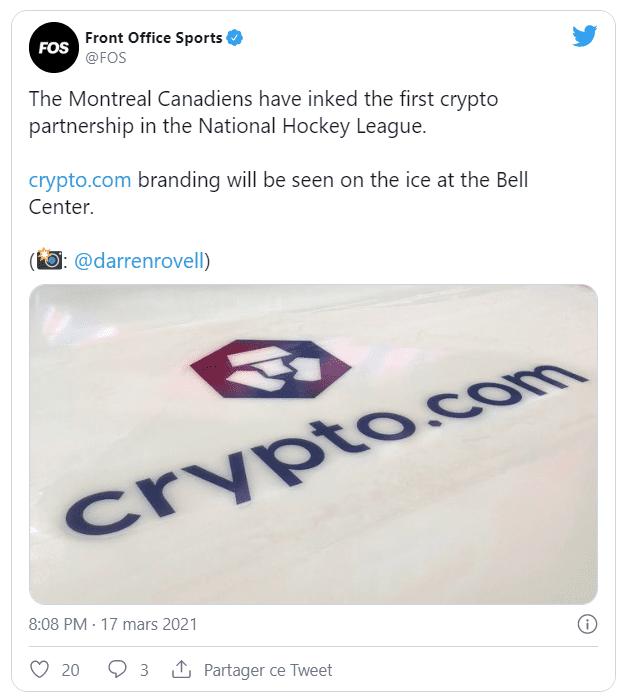 centre bell crypto.com canadiens montreal