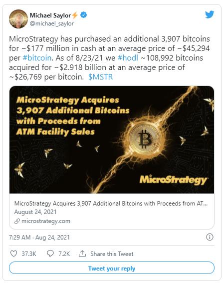 bitcoin twitter 26082021