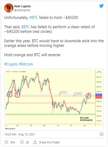 bitcoin twitter rekt capital 12082021